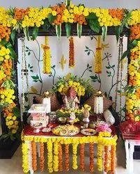 Ganesh Chaturthi Decoration Service