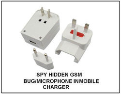 Gsm Bug In Mobile Charger