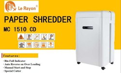 Le Rayon - Paper Shredder MC 1510 CD