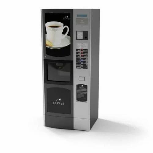 Coffee Vending Machine कॉफ़ी वेंडिंग मशीन Shriscon