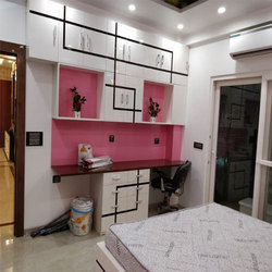 Modular Study Room Interior Designing Service In Noida Swami