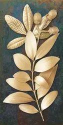 Zelos Matt Designer Leaf Ceramic Tile