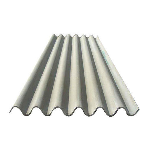 Fiber Cement Roofing Sheet At Rs 80 Square Feet Cement