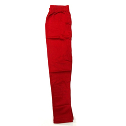 Cotton Plain Kids Legging