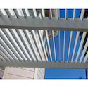 Stainless Steel  Louver Ceiling
