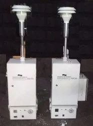 PM2.5 Dust Sampler with Gaseous Attachment