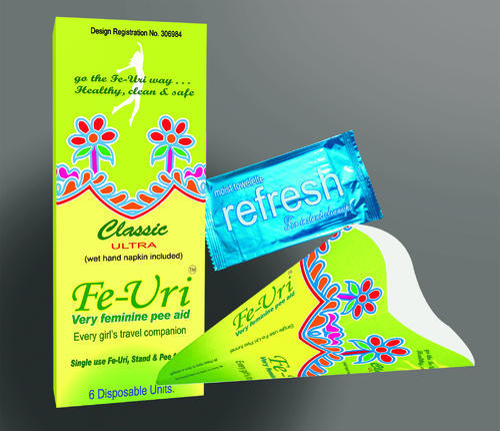 Classic Ultra Very Feminine Pee Aid Device