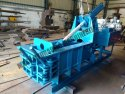 Double Action Scrap Baling Machine Manual Door