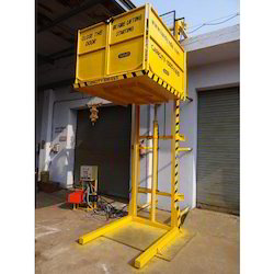 Industrial Wall Mounted Goods Lift