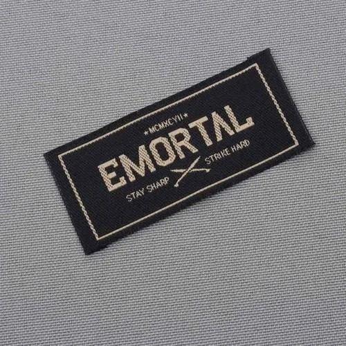 Rectangular Clothing Woven Labels