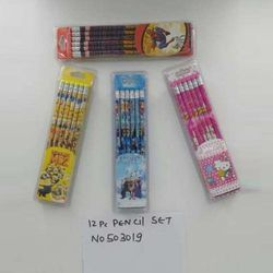 12 Pencil Set