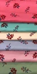 Casual ODP Designer Rayon Fabric, For Garments, 170