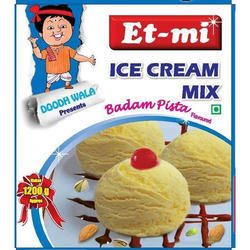 Badam Pista Instant Ice Cream Mix
