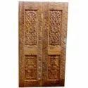 Glossy Wooden Flush Door