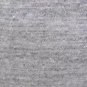 Knitted Grey Melange Cotton Knit Fabric, Gsm: 150-200 Gsm