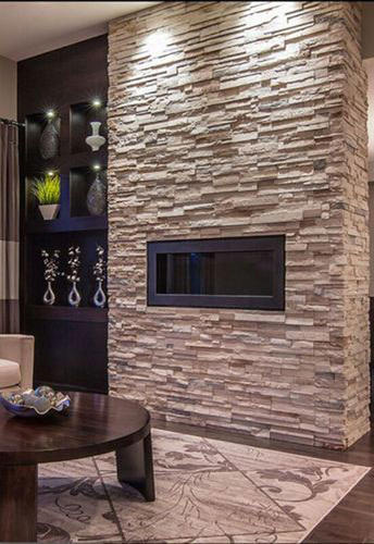Stacked Stone Wall Tiles Exterior Cladding Manufacturer From Jaipur