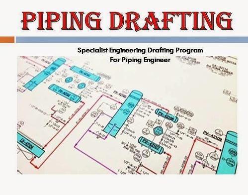 Pipe Drafting And Design Training in Kodambakkam, Chennai