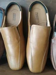 Leather Half Shoes