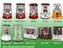 Round Toyotomi Kerosene Heater
