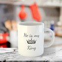 Personalized Coffee - 11 oz. C Handle Mug