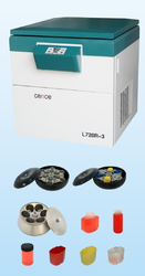 L720R-3 High Capacity Refrigerated Centrifuge