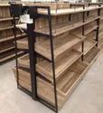 Wooden Rack, Size: 5ft X 3ft