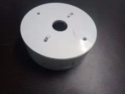 Abs Round Smoke Detector Junction Box