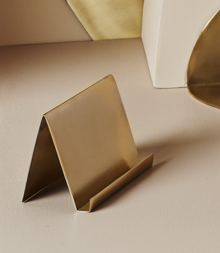 Brass business card holder view specifications details of brass business card holder colourmoves