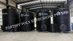 HDPE Spiral ETP Storage Tanks