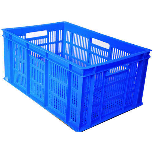 Plastic Vegetable Crate