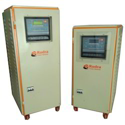 Air Cooling Three Phase Power Voltage Stabilizer, Capacity: 20 Kva