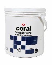 Coral Interior Cement Primer