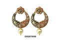 Antique Fashion Earring
