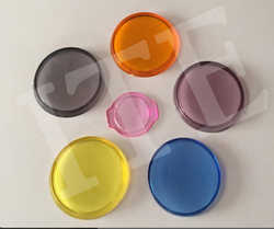 Crystal Transparent color glass