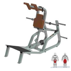 Fit Fighter 153 Super Squat Machine