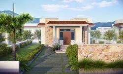 Fully Furnished Developed Farm House In Pushkar With Assured Rental , in 5 star resort