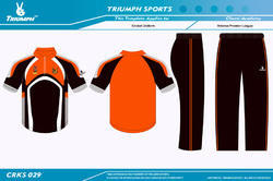 Colored Cricket Apparel