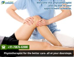 Physiotherapist At Your Home