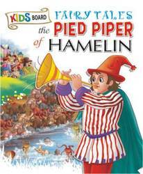 Pied Piper Hamelin Book