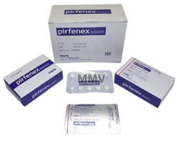 Pirfenidone Tablets