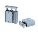 SMC Compact Guide Cylinder MGQ