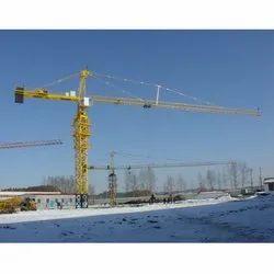 Industrial Tower Crane Rental Service