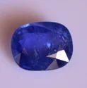 Natural Deep Blue Sapphire 3.83 Carat IGI Certified