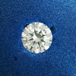 CVD Diamond 0.51ct G VVS1 Round Brilliant Cut  HRD Certified Stone