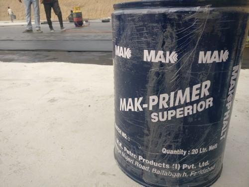 Waterproofing Primer - Bitumen Primer for Waterproofing