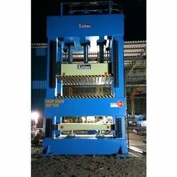 800 Ton Hydraulic Deep Drawing Press Machine