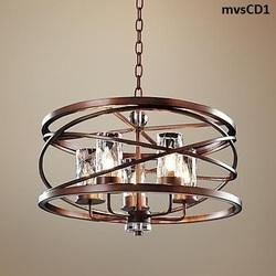 Traditional Aluminium And Iron Ceiling Chandlier