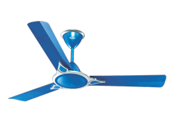 Tulip Ceiling Fan Mid Night Blue
