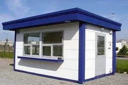 Portable Toll Cabin