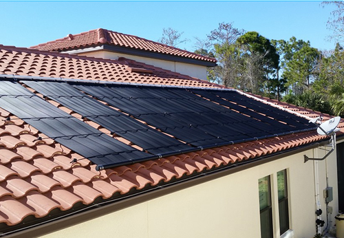 Solar Pool Heating Systems View Specifications Details Of Solar